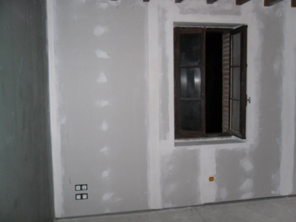 R novation compl te d une pi ce chambre ajp65 entretien r novation du logement - Isolation phonique mur chambre ...